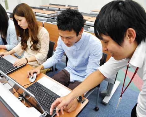 大原簿記情報専門学校札幌校画像